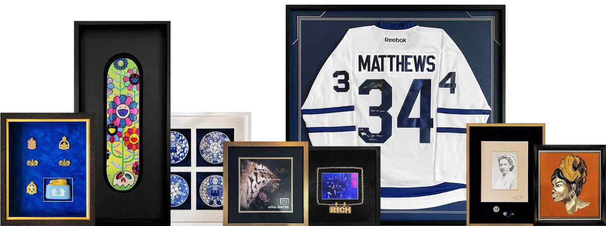 Markham Custom Framing