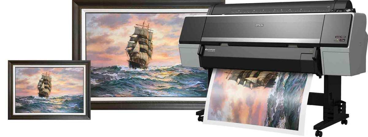 Markham Art Printing Scanning Reproduction